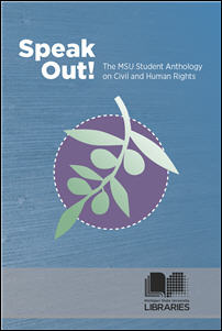 cover of Speak Out! student anthology